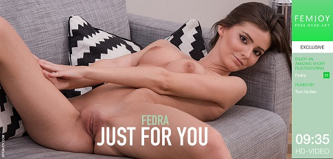 Fedra  Just For You 1080p Cover