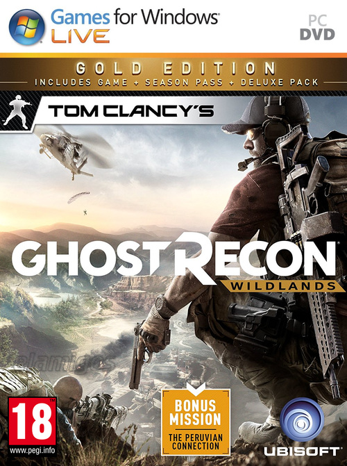 Tom Clancys Ghost Recon Wildlands (2017)