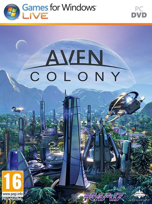 Re: Aven Colony (2017)
