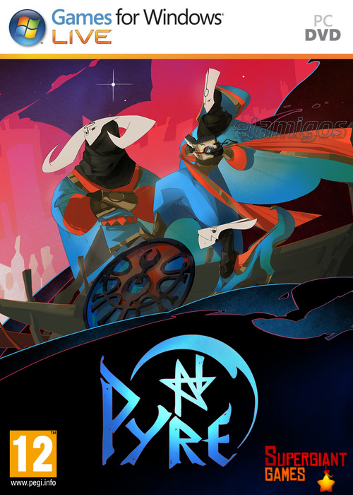 Pyre Cracked – 3DM