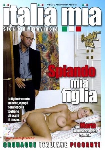 Spiando Mia Figlia (Moonlight)  Cover