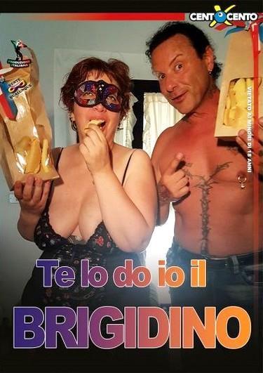Te lo do io il Brigidino (2017)  Cover