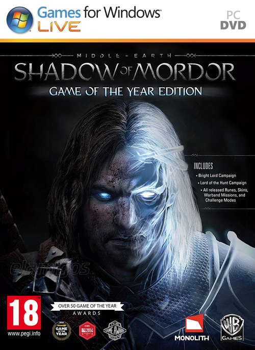 Re: Middle-Earth: Shadow Of Mordor (2014)