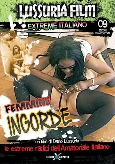 Femmine Ingorde (Lussuria)  Cover