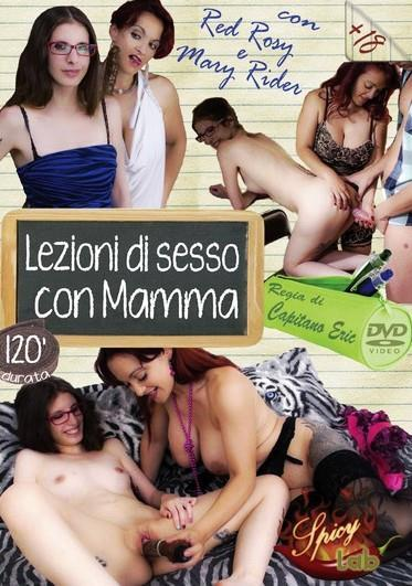 Lezioni di Sesso con Mamma (2016)  Cover