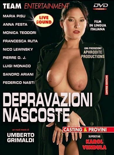 Depravazioni Nascoste  Cover
