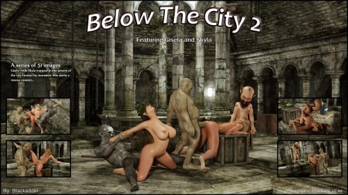 Below The City 2 Cover