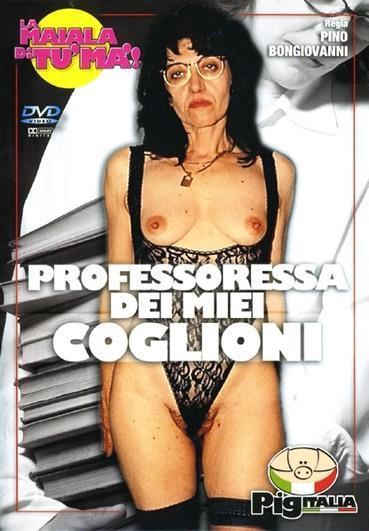 Professoressa Dei Miei Coglioni  Cover