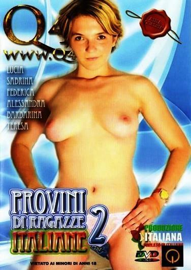 Provini di Ragazze Italiane 2 Cover