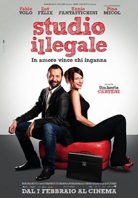 Studio Illegale (2013) .mkv HDTV 1080i h264 ITA AC3