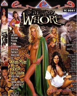 In The Days Of Whore Cover