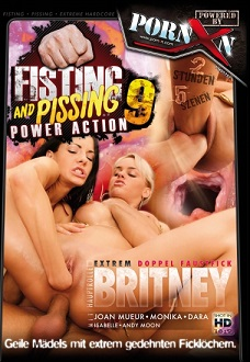 Fisting and Pissing Power Action 9 720p Cover