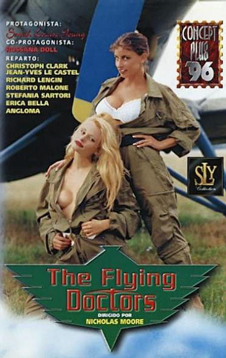 Flying Doctors -1996- Cover