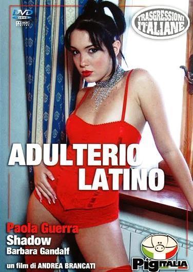 Adulterio Latino Cover