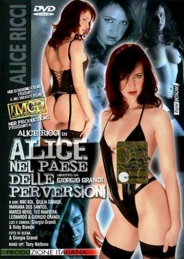 Alice Nel Paese Delle Perversioni  Cover