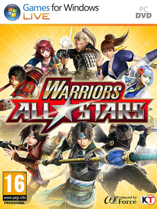 Re: Warriors All-Stars (2017)