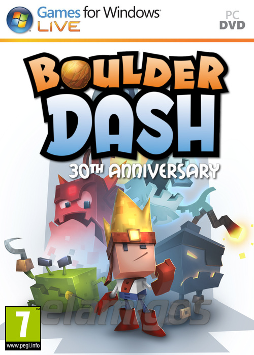 Re: Boulder Dash: 30th Anniversary (2016)