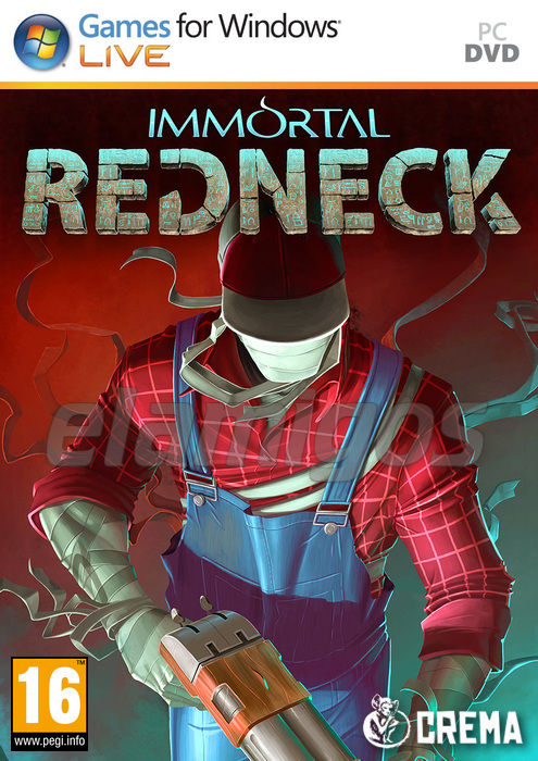 Re: Immortal Redneck (2017)