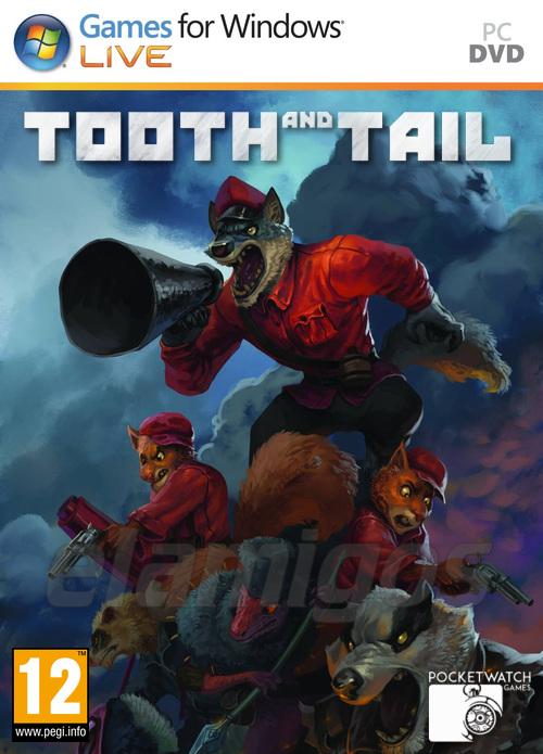 Re: Tooth and Tail (2017)