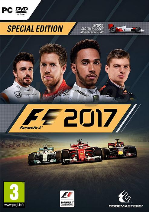F1 2017 (2017)