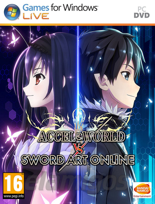 Accel World VS Sword Art Online Deluxe Edition (2017)