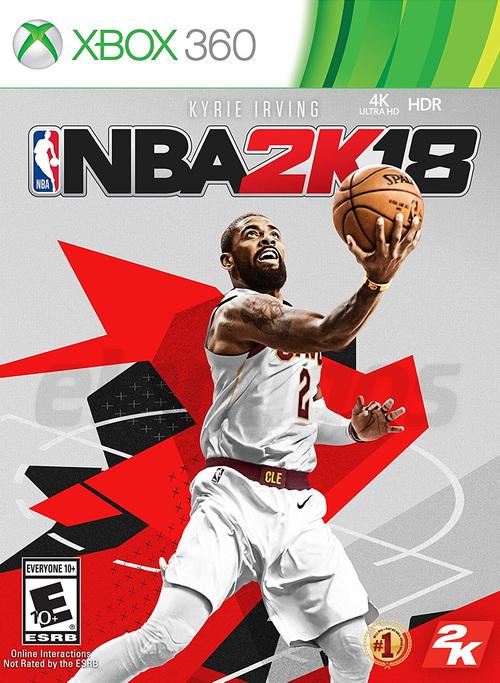NBA 2k18 (2017)