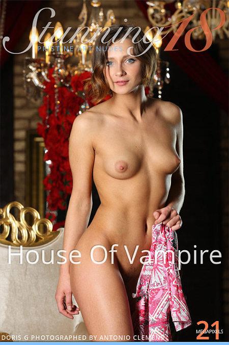 Stunning18 Doris G. - House of Vampire Cover