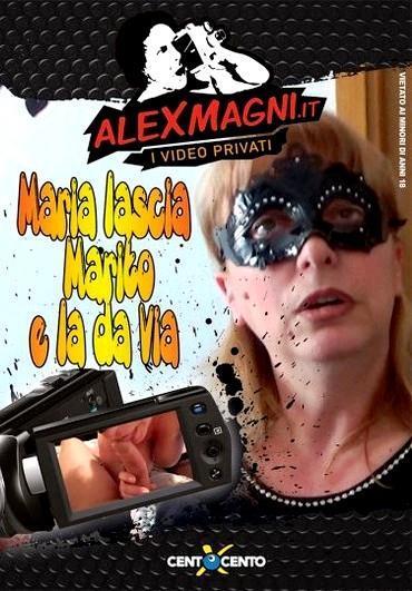 Maria Lascia Marito e la da Via (2017) Cover
