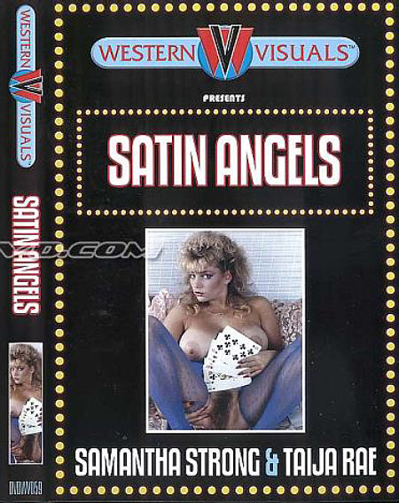 Satin Angels -1987- Cover