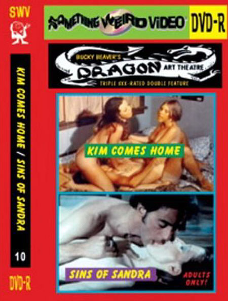 Kim Comes Home -1973- Cover