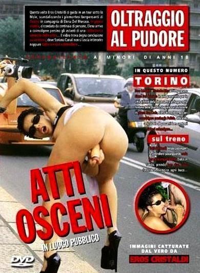 Atti Osceni in Luogo Pubblico Cover