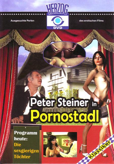 Pornostadl - Die sexgierigen T�chter -1979- Cover