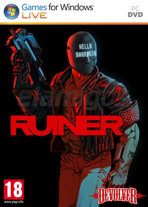 Ruiner (2017)