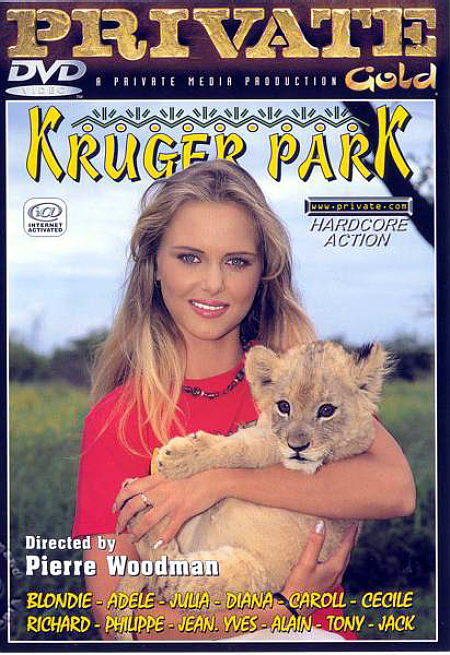 Private Gold 7 - Kruger Park -1996- Cover