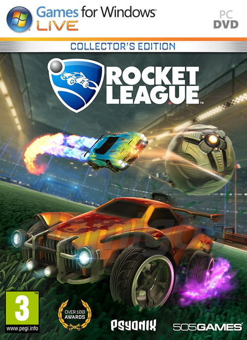 Re: Rocket League (2015)
