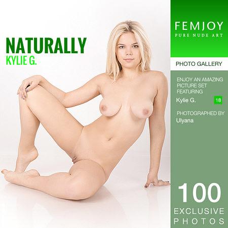 Femjoy Kylie G. - Naturally Cover