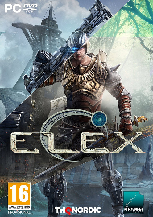 Re: ELEX (2017)