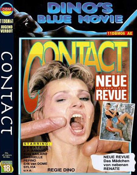 Contact -1990- Cover