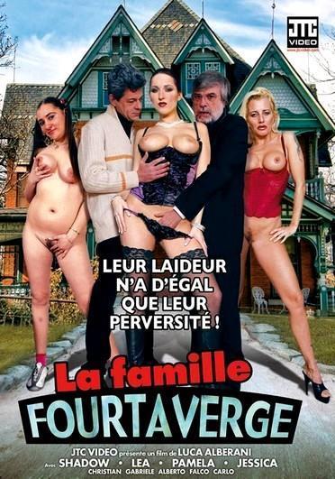 La Famille Fourtaverge (Luca Alberani) Cover