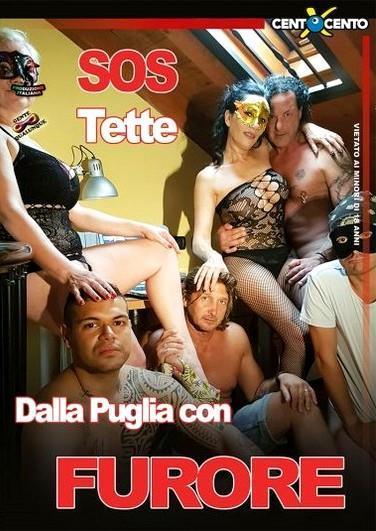 SOS Tette Dalla Puglia con Furore (2017) Cover