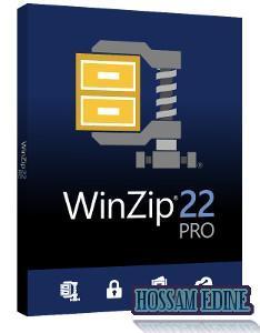 وأرشفتها إصدراته WinZip 22.0 Build 12670 Final 2018,2017 e6qps35s.jpg