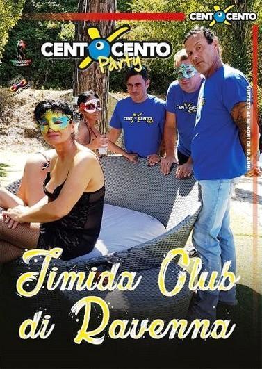 CentoXCento Party Timida Club di Ravenna (2017)  Cover