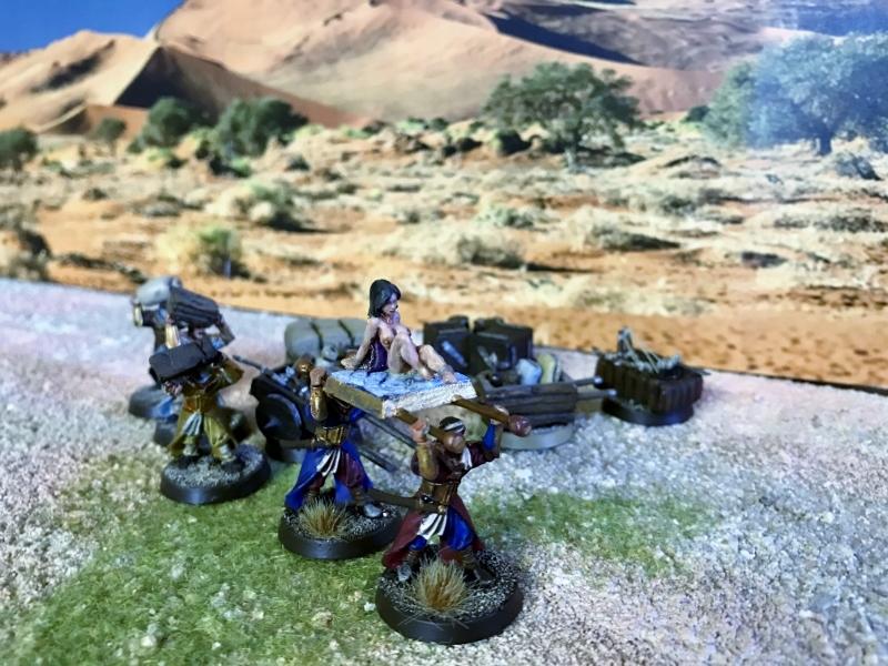 Sauron et ses 10 Armées - L' Armée de L'Immortel 5c4atnmx