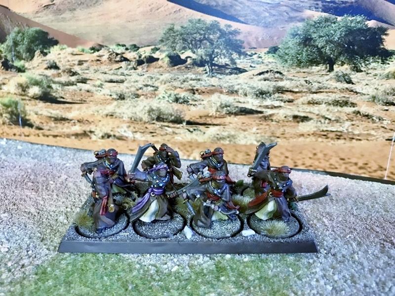 Sauron et ses 10 Armées - L' Armée de L'Immortel G9diochf