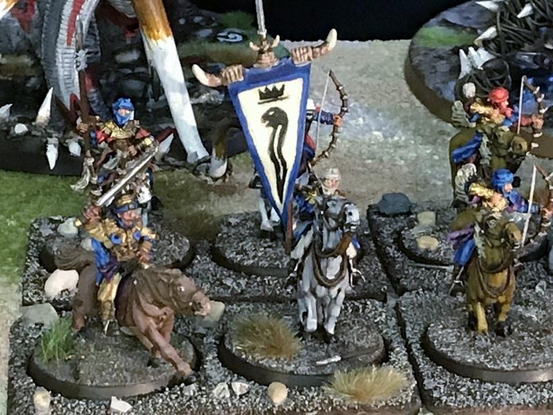 Sauron et ses 10 Armées - L' Armée de L'Immortel Kkrehijo
