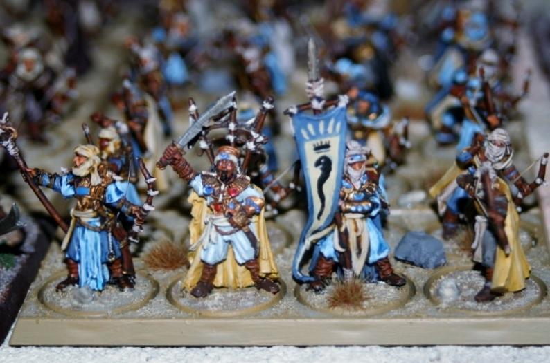 Sauron et ses 10 Armées - L' Armée de L'Immortel Ofukd5f9