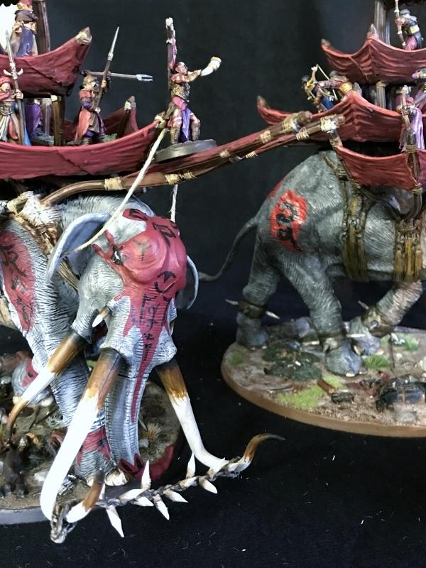 Sauron et ses 10 Armées - L' Armée de L'Immortel Wavr5fsn