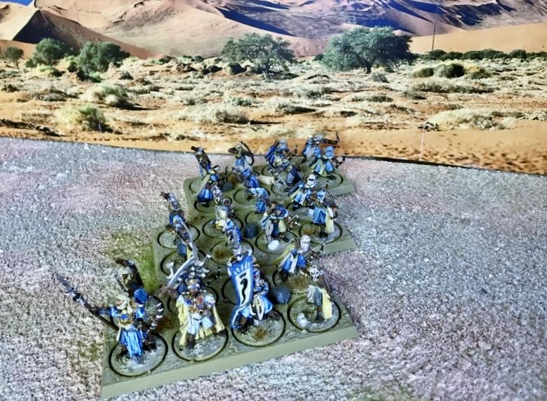 Sauron et ses 10 Armées - L' Armée de L'Immortel Xty667dr