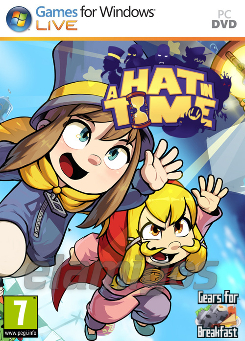 Re: A Hat in Time (2017)