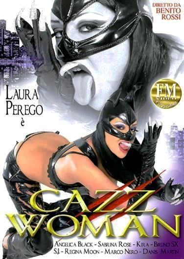 Cazz Woman  Cover